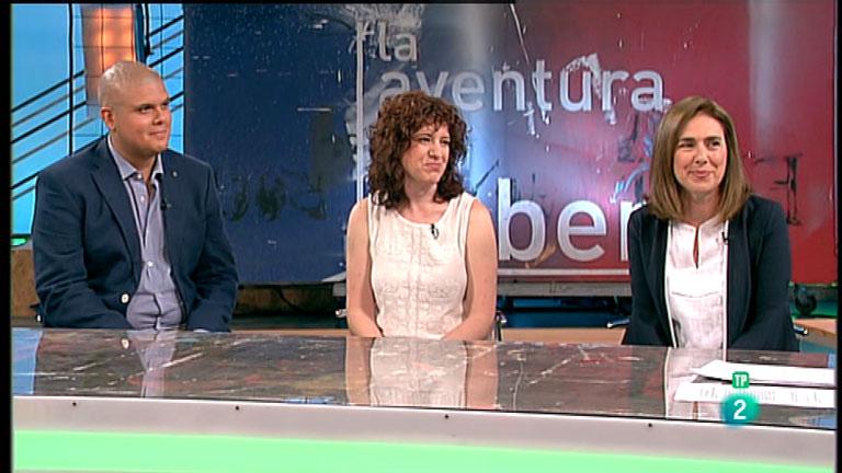 La Aventura del Saber. TVE. Revista Comunicar.