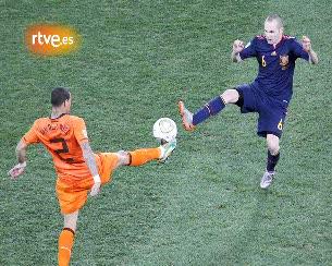 Revive el gol del Mundial