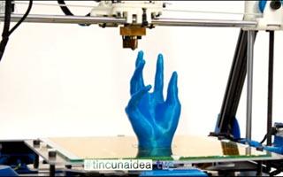 Tinc una idea - Persones: La revolució de les impressores 3D