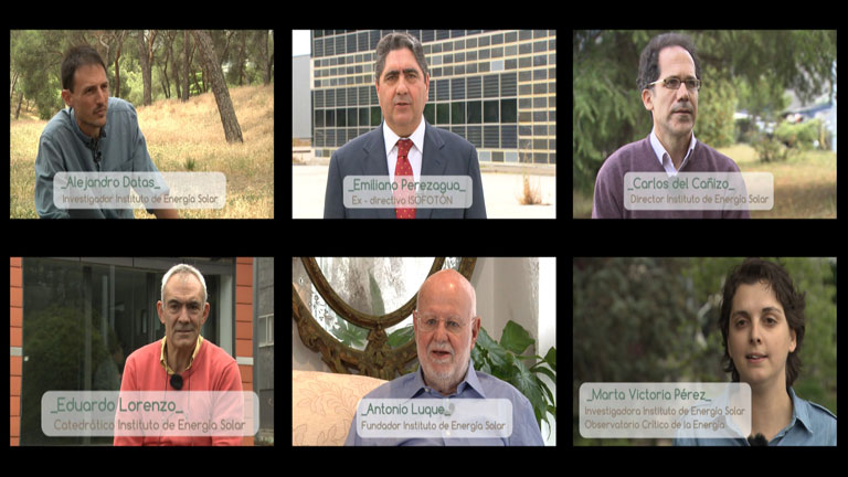 La Aventura del Saber. TVE. Revolución Solar