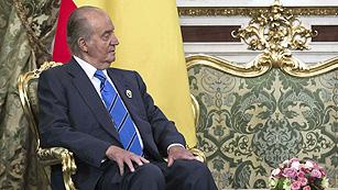 El rey deja de ser presidente de honor de WWF España