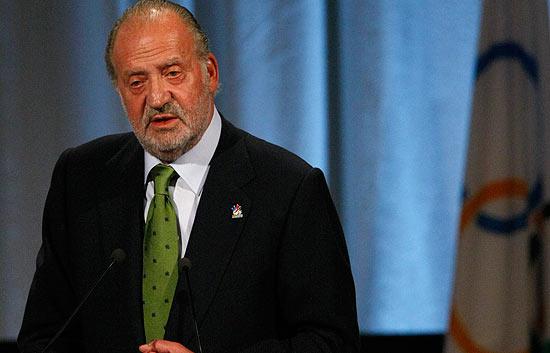 El Rey garantiza el éxito de los Juegos en Madrid