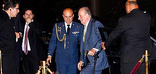 El Rey llega a Chile para una visita con un marcado acento político y económico