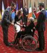 Fotogaleria: Audiencia de los reyes a los premiados con el Príncipe de Asturias