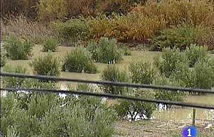 Las riadas en Jaén han dejado a 25 mil personas sin agua