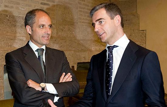 Ricardo Costa, la primera vícitma política del caso Gürtel en Valencia