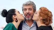 Ir al VideoRicardo Darín acapara los focos en el Festival de Cannes