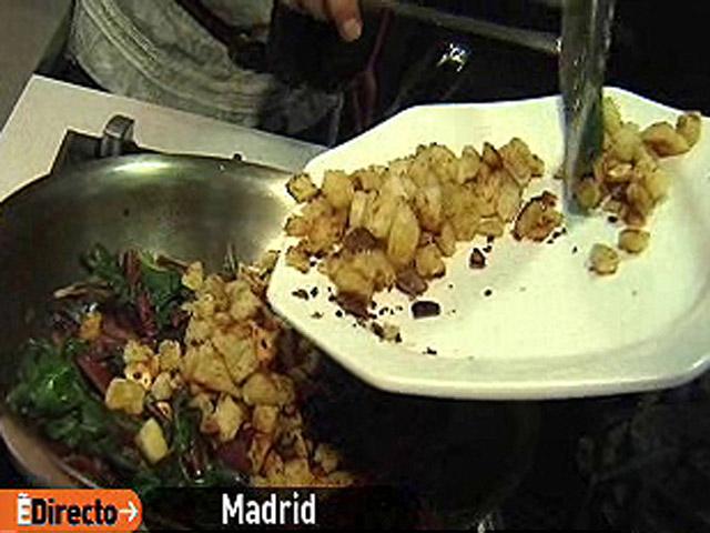 España directo - ¡A las ricas sobras!