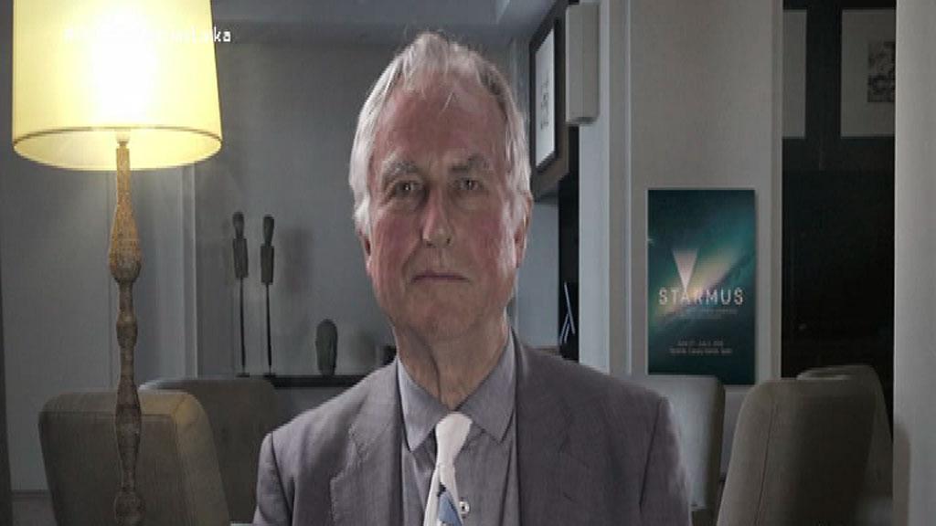 Órbita Laika - Superstars de la ciencia - Richard Dawkins