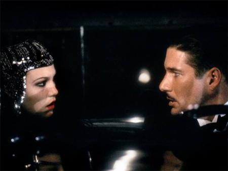 Richard Gere y Diane Lane en 'Cotton Club' (1984), un musical para recrear la edad de oro del jazz y retomar el mundo del hampa.