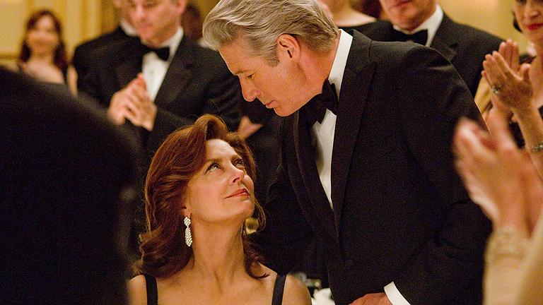 Richard Gere y Susan Sarandon hablan de 'El fraude', la película que inaugura San Sebastián