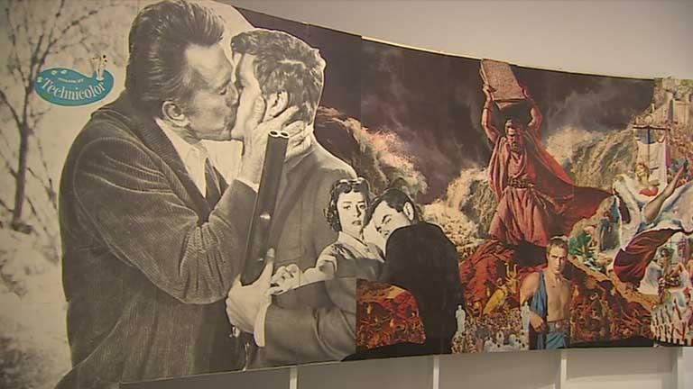 El Museo Reina Sofía de Madrid se rinde a la crítica y al ingenio de Richard Hamilton