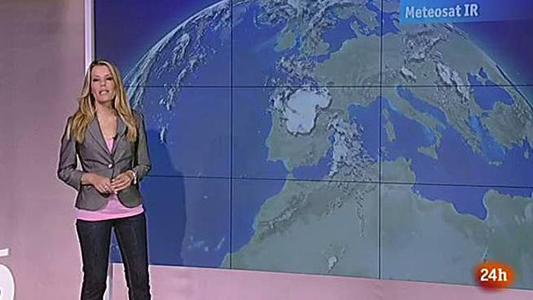 Riesgo de tormentas en toda España