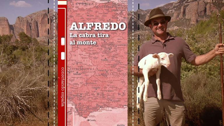 Conectando España - Riglos: Alfre