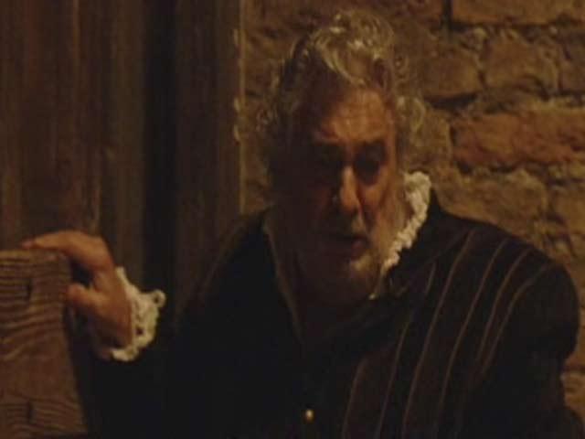 Mantua se rinde al 'Rigoletto' de Plácido Domingo