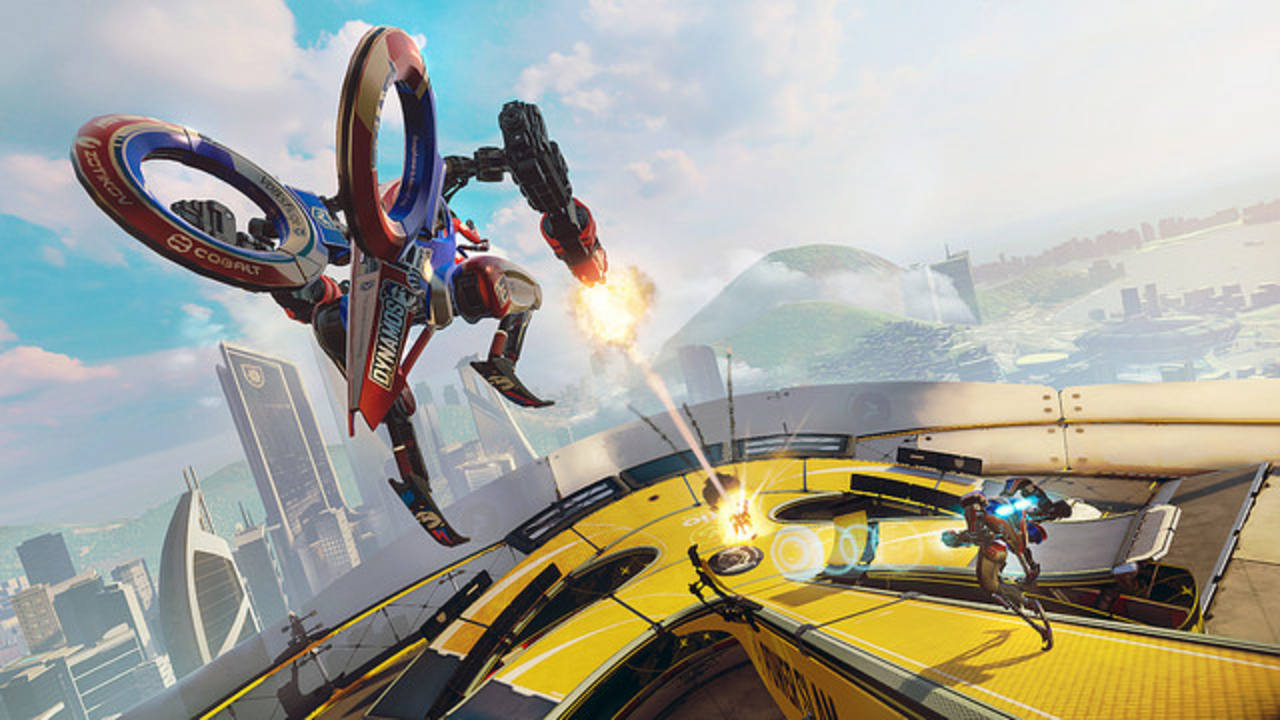 'RIGS: Mechanized Combat League'