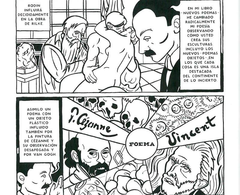 Rilke y Rodin