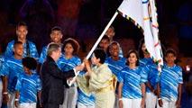 Río 2016. Clausura | Tokio recibe la bandera olímpica