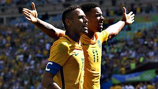 Río 2016. Fútbol | Brasil, finalista tras golear a Honduras (6-0)