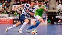 Ríos Renovables Zaragoza 1 - Palma Futsal 7