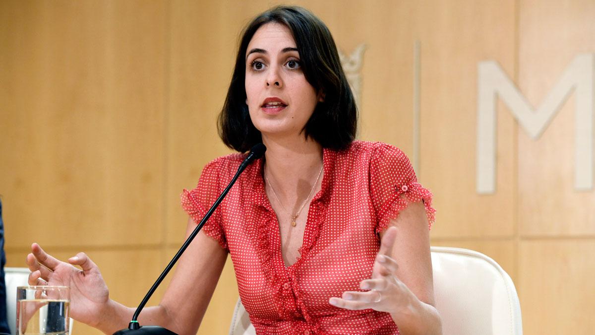 Ir al VideoRita Maestre y otros seis concejales del Ayuntamiento de Madrid se apartan del proceso de primarias de Podemos