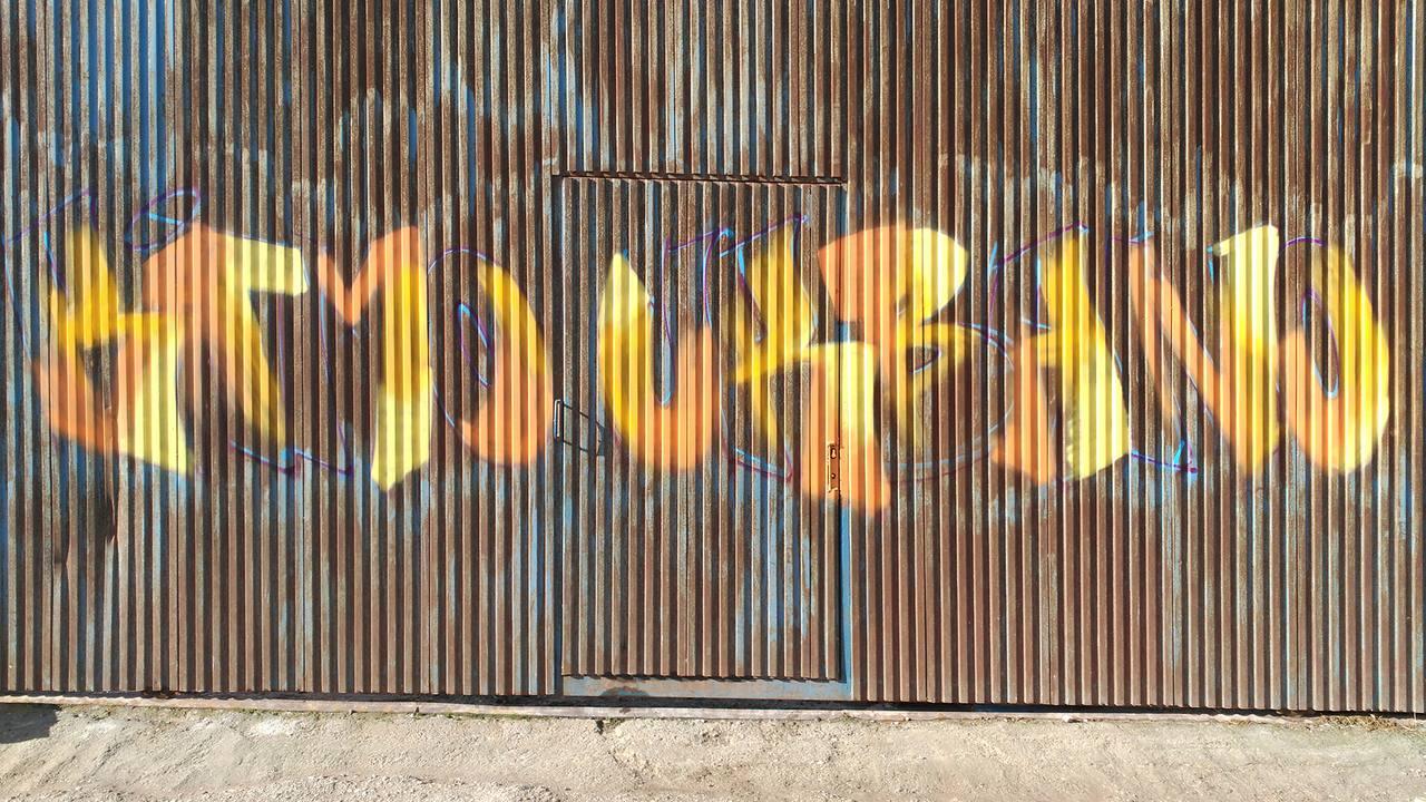 Ritmo urbano: continúa con el trazo del color (2)