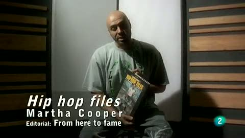 Ritmo Urbano - Libro recomendado: Hip Hop Files