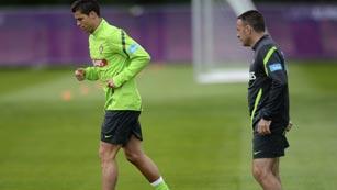 Los rivales en la Eurocopa ultiman detalles