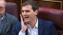 Ir al VideoRivera afea a Rajoy que haya incumplido el pacto anticorrupción que firmaron antes de la investidura