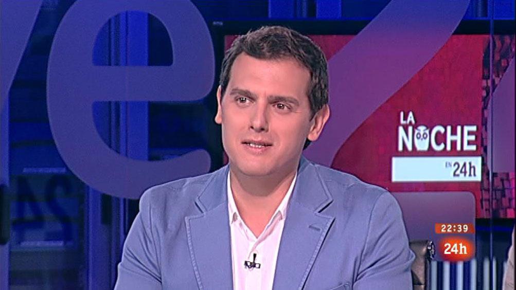 """Rivera no pondrá como """"condición sine qua non"""" que Rajoy se aparte para apoyar al PP"""
