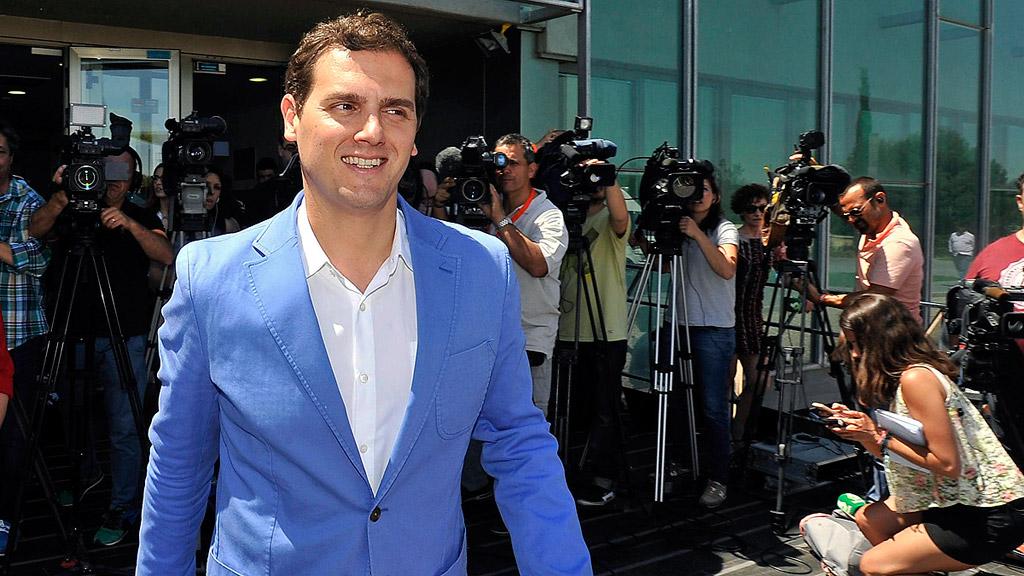 Rivera se compromete a que España invierta un 3% del PIB en innovación para 2020