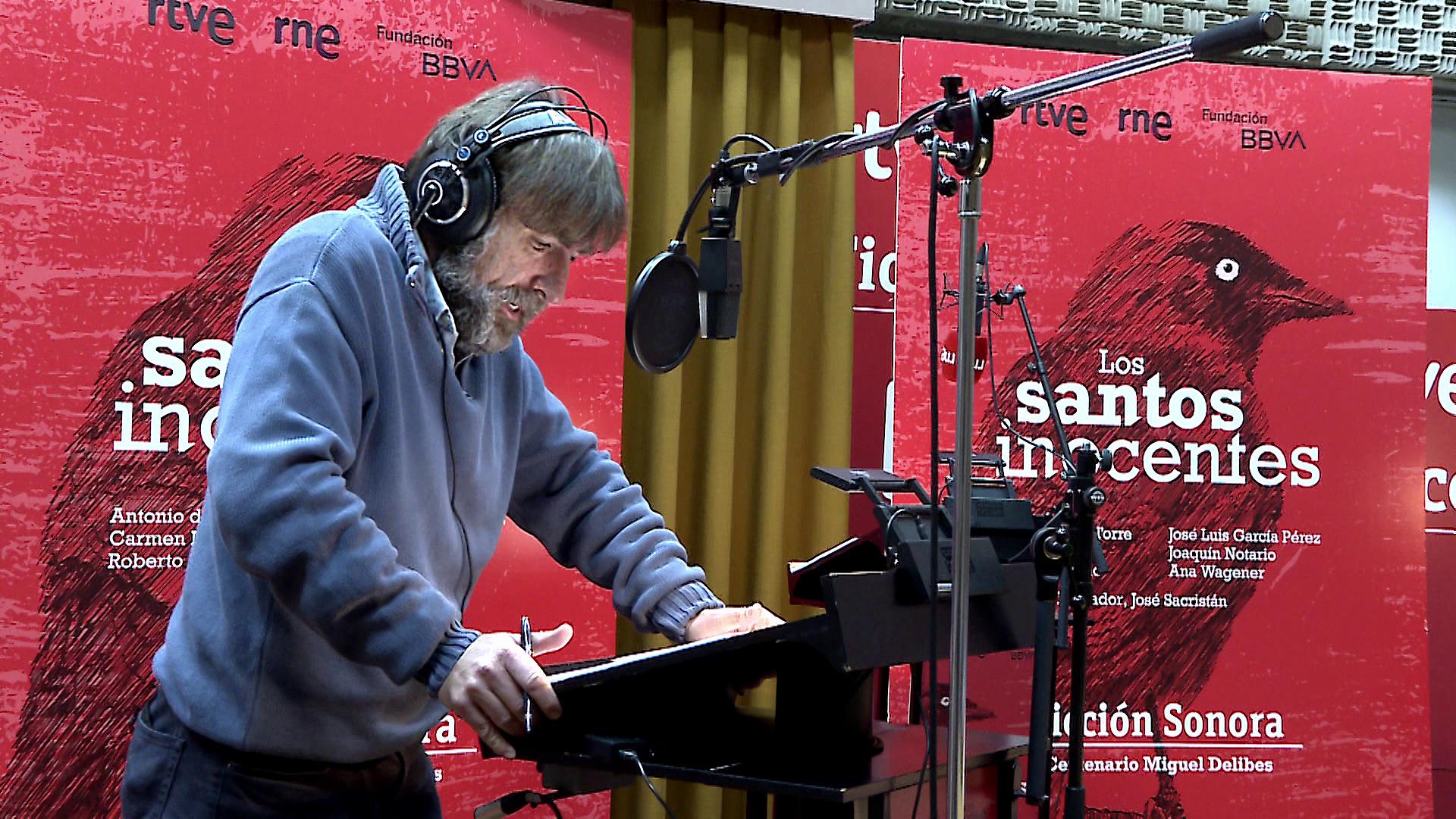 RNE presenta la fición sonora 'Los santos inocentes'
