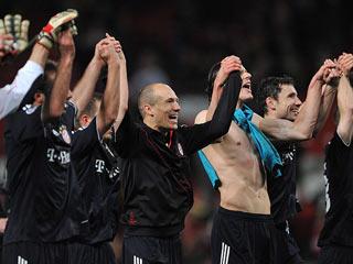 Robben, el salvador del Bayern