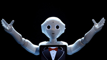 Ir al VideoEl robot Pepper se agota un minuto después de salir a la venta en Japón