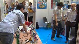 Robots al servicio de la sociedad