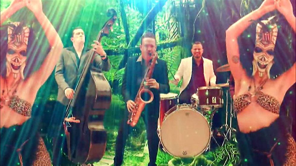 El rock and roll instrumental vuelve con fuerza de la mano de los Mambo Jambo