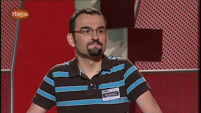 Saber y ganar -  Rodrigo Gómez  45 programas - 25/06/12