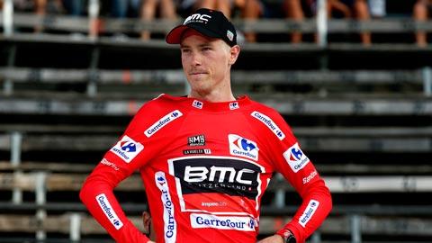 Rohan Dennis del BMC es el primer líder de la Vuelta