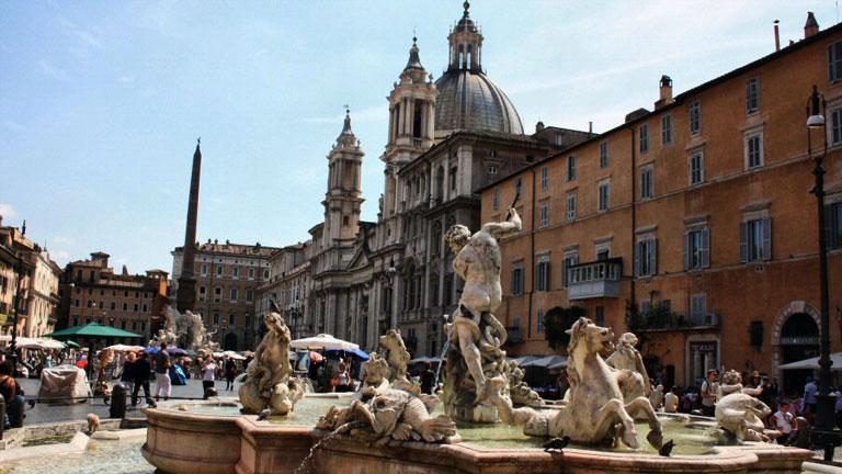 Españoles en el mundo - Roma - Avance