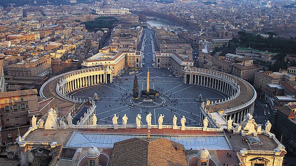 Destinos de película - Roma