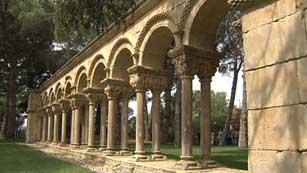 Redescubrir la autenticidad del claustro de la finca de Palamós