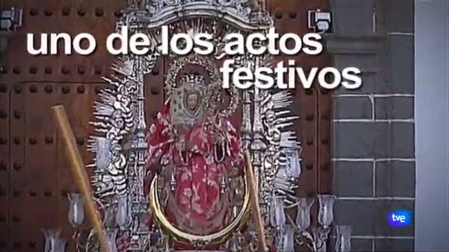 Romeria ofrenda Virgen del Pino