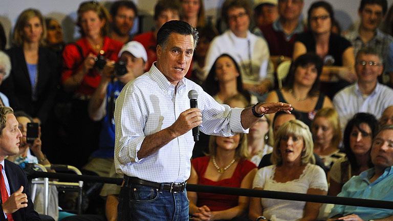 Romney gana las primarias de Puerto Rico