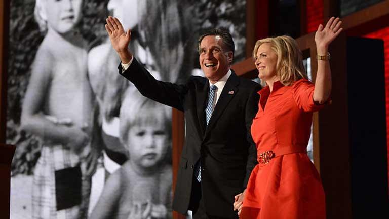 """Ann Romney: """"Pueden confiar en Mitt"""""""