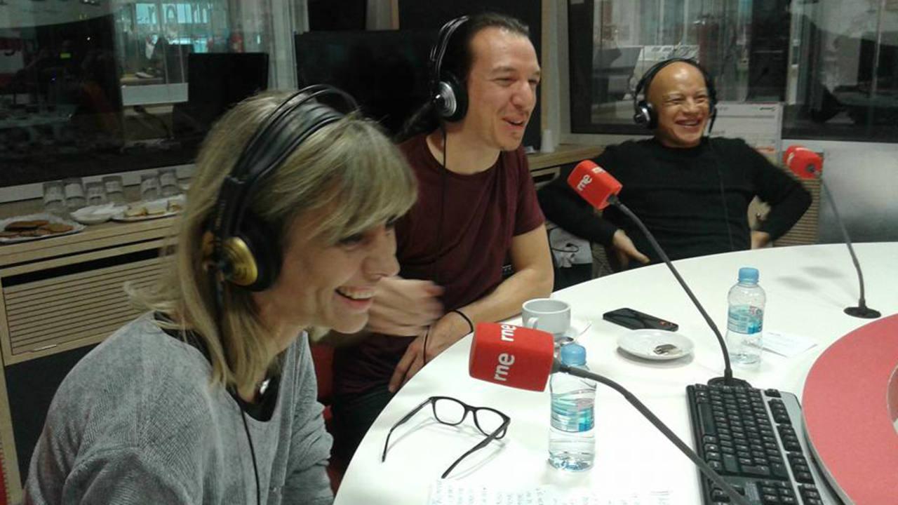Ron Lalá y 'Cervantina'