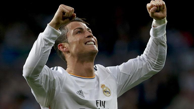 Ronaldo supera a Messi y encabeza la lista goal.com de los más ricos del fútbol
