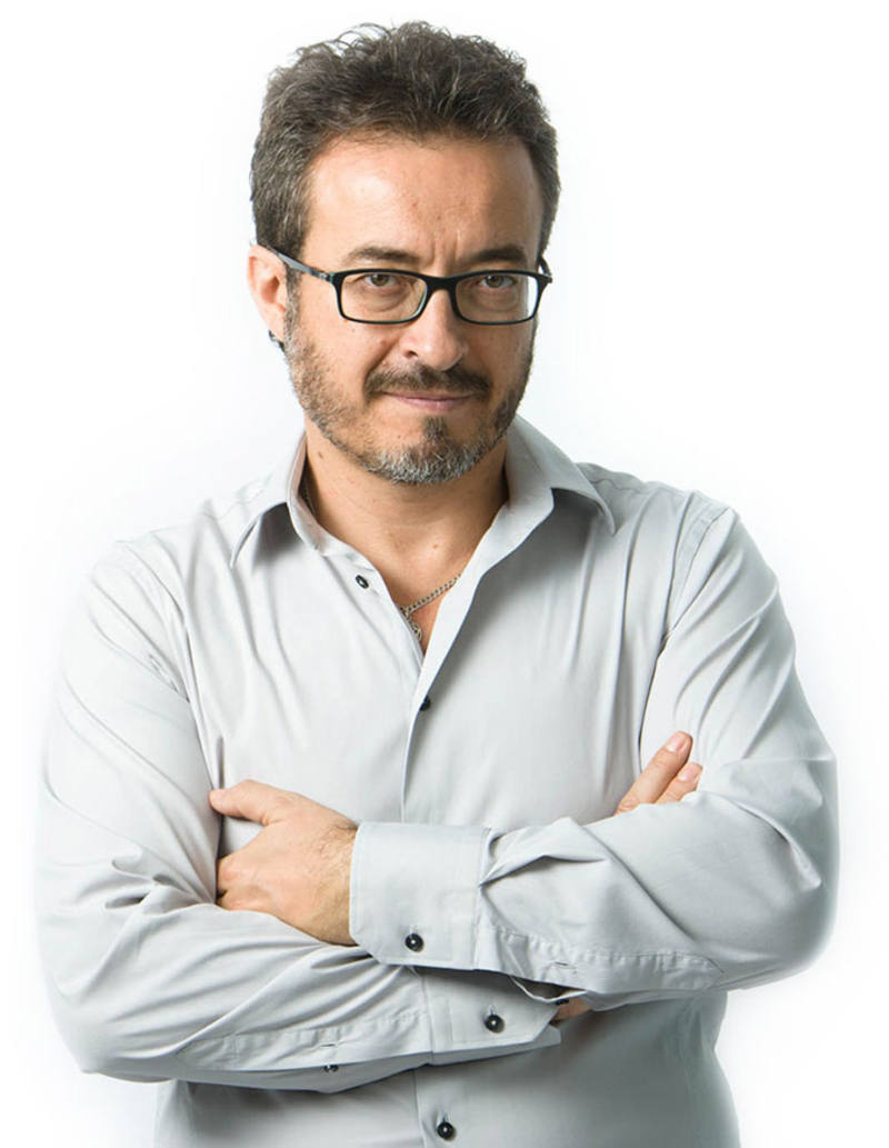 Roque Baños es el compositor de la música del anuncio de la Lotería de Navidad