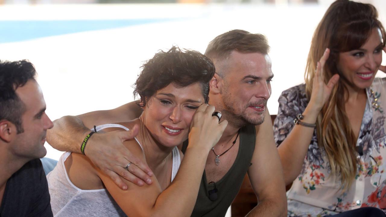 Rosa se emociona en el segundo documental de OT. El reencuentro