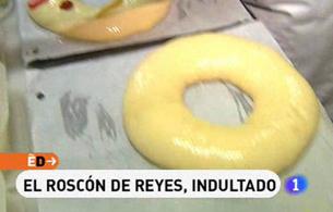 España Directo - El Roscón de Reyes, indultado