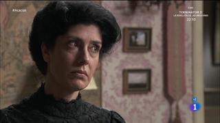 Acacias 38 - Rosina se niega a volver a contratar a Casilda